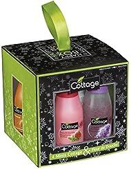 Cottage Happy Box Coffret Cadeau - 4 pièces