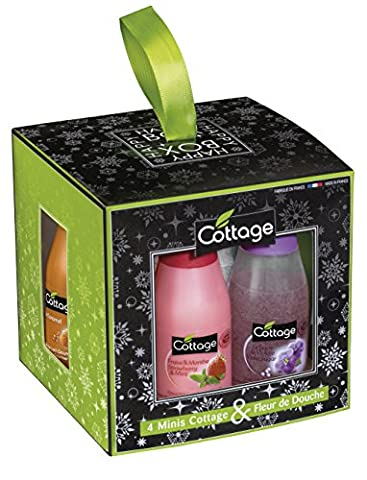 Cottage Happy Box Coffret Cadeau - 4