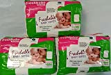 #7: Fresh Baby Wipes pack of 3 (240 Cotton Sheets)
