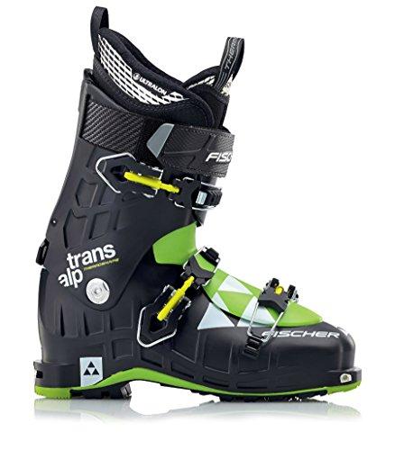 FISCHER - Chaussures Ski de rando - TRANSALP THERMOSHAPE Noir Noir