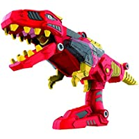 DinoBlaster 2 en 1 Transformador Pistola de Juguete de Dinosaurio TG662 - Tiranosaurio Rex de Juguete para niños y las niñas de 3 años de edad de ThinkGizmos (marca registrada y protegida)