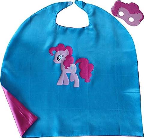 My Little Pony Pinkie Pie Kindes Umhang & Maske