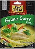 Real THAI Grüne Curry Paste, 5er Pack (5 x 50 g)