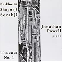 Toccata No. 1 (Powell)