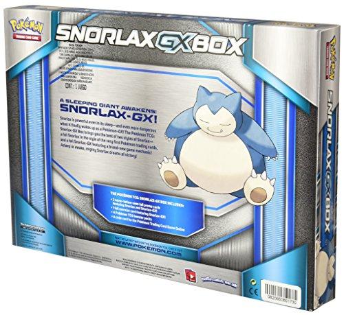 Image of Pokémon Snorlax-GX Box