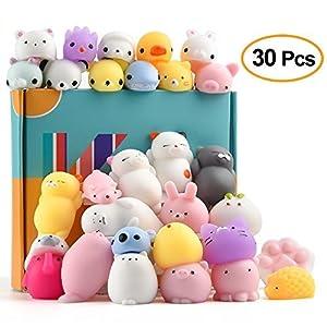 KUUQA 30 Unids Mochi Animal