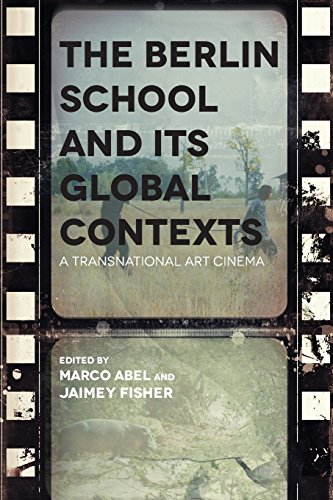Berlin School and Its Global Contexts: A Transnational Art Cinema (Contemporary Approaches to Film and Media) Red Digital Cinema Camera