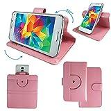 alcatel Idol 3C Smartphone Tasche / Schutzhülle mit 360°
