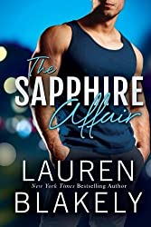 The Sapphire Affair (A Jewel Novel) by Lauren Blakely (2016-07-12)