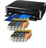 Bundle - Canon Pixma iP7250 Tintenstrahldrucker mit WLAN