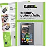 Lenovo Tab 3 7 Essential TB3-710F Schutzfolie - 2x dipos Displayschutzfolie Folie matt