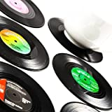 Spinning Hat Untersetzer, Retro-Stil, Vinyl