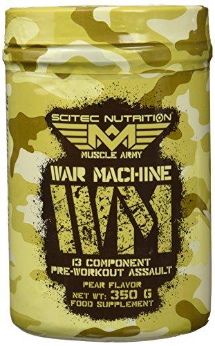 WAR MACHINE 350 g Birne