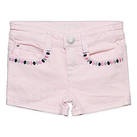ESPRIT Mädchen Shorts RJ26053 Rosa (Light Pink 311), 98