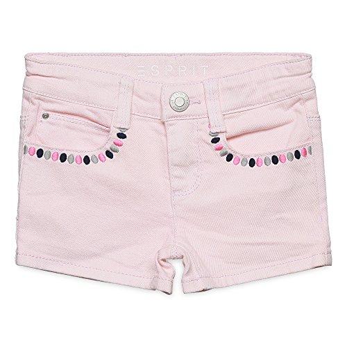 ESPRIT Mädchen Shorts RJ26053, Rosa (Light Pink 311), 110