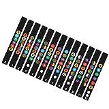 Guitar Musical Scale Sticker Chitarra Collo Tastiera Note Mappa Fret Sticker Lables Decalcomanie Learn Fingerboard - Multicolor