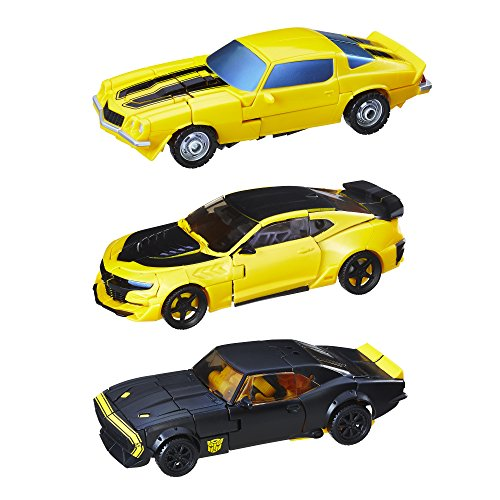 Transformers Bumblebee Evolution 3er Pack (Amazon Exklusiv)