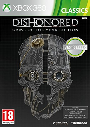 Dishonored - Game Of The Year Hits
