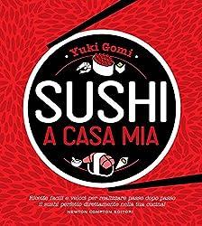51 7tUMGVqL. SL250  I 10 migliori ricettari e libri sul sushi