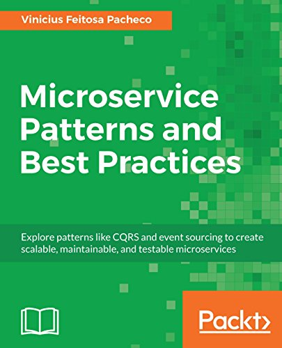 Microservice Patterns and Best Practices: Explore patterns like CQRS and event sourcing to create scalable, maintainable, and testable microservices (English Edition)