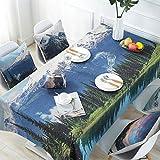 JJHR Tischwäsche Tischdecke Stoff Couchtisch Tv Kabinett Tischdecke Rechteckige Tischdecke