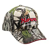 Ridgeline Howa Embroidered Cap Buffalo Camo Baseball Cap Hunting Fishing HOWACX
