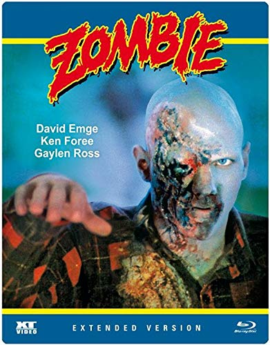 Zombie - Dawn of the Dead (Blu-Ray) - Extended Version - FuturePak mit 3D-Lenticular Cover
