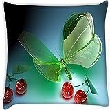 Snoogg Stück Vier dekorativen quadratisch mit Aufdruck Home Decor Werfen Sofa Auto Kissenbezug Kissen Fall 12x 12
