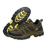 Ben Sports Chaussures de Randonnée Running Trail Sports Unisex, Vert, 44 EU=27 cm