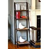 Bookshelf   Aged Rust. By Steel Magnolias