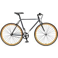 Critical Cycles Harper Single-Speed Fixed-Gear Urban Commuter Bike