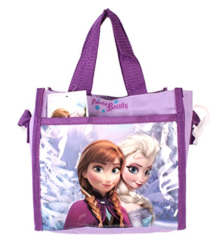 9615341e Violet de Disney Frozen Sac à bandoulière – Enfant Petit sac Fashion