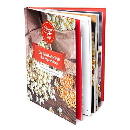 Popcornloop Rezeptbuch! 128 Seiten - 2