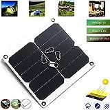 ZHITING Modulo pannello caricabatterie solare 5V 13W module Modulo fotovoltaico solare di alta qualità Sunpower , per telefono cellulare , Elettronica per auto in viaggio all'aperto