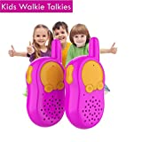 Best Walkie Talkies For Kids - Children Walkie Talkie for Girls, Long Range Radio Review