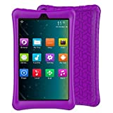 Surom Case for All-New Amazon Fire HD 8 2018/2017, Kids
