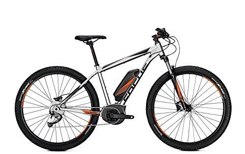 E-bike Focus jarifa2EX Active 29'Hombre 9g Altus Bosch Active Plus 11,1Ah, plata