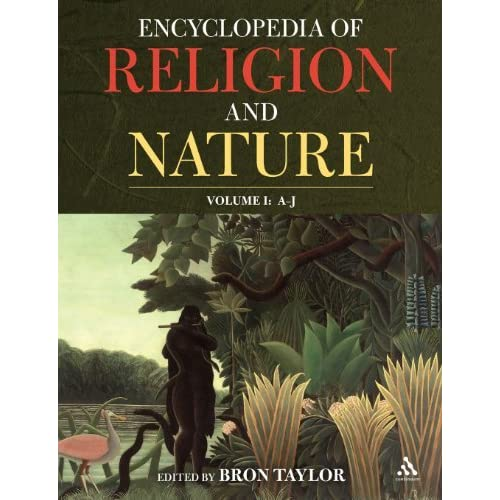 Encyclopedia of Religion and Nature (2005-05-31)