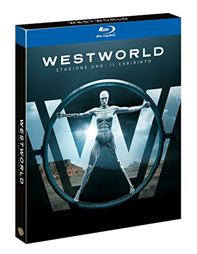 Westworld Stagione 1 (3 Blu-Ray)