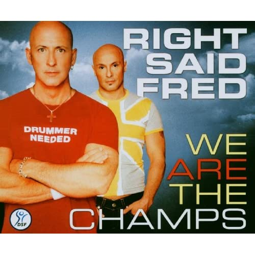 We Are The Champs (Radio Edit)