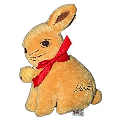 doudou-peluche-lapin-lindt-20-cm-noeud-rouge-poche-fermeture-grelot