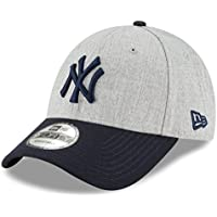 New Era The League Heathr Neyyan Hgrotc Cap Mixte Adulte, Grey Med, FR : Taille Unique (Taille Fabricant : OSFM)
