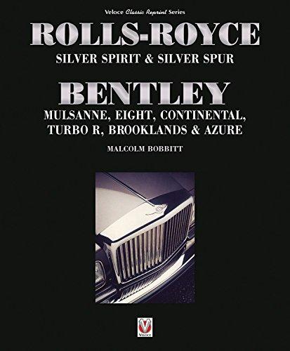 rolls-royce-silver-spirit-silver-spur-bentley-mulsanne-eight-continental-brooklands-azure