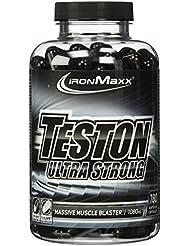 Ironmaxx Teston Ultra Strong 180 Kapseln, 1er Pack (1 x 235.4 g)