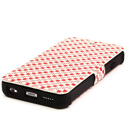 Apple iPhone 6 / 6s Handytasche EXTRA robust [original Urcover® Schutzhülle] Wallet Tasche Case Cover mit Magnet Verschluss Flip Handyschutz [deutscher Fachhandel] Etui Variante 4 Variante 7