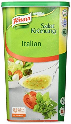 Knorr Salatkrönung Italian / Italienische Art, 1er Pack (1 x 1 kg) (Französisch-kraut-salat-dressing)