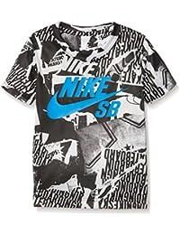 Nike All Over Printed Df, Camiseta para Niños