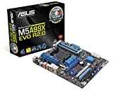 Asus M5A99X Evo R2.0 Mainboard Sockel AM3+ (ATX, AMD 990X/SB950, 4x DDR3 Speicher, 6x SATA III, 4x USB 3.0)