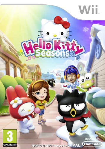 NAMCO BANDAI PARTNERS HELLO KITTY SEASONS