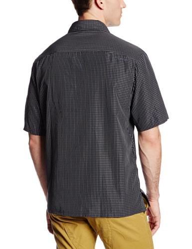 Propper Men' s Independent Button Up Shirt Navy Plaid